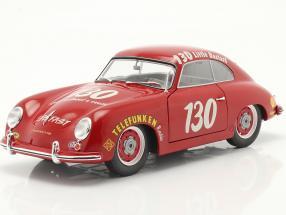 Porsche 356 Pre-A Coupe 1953 #130 James Dean Tribute red 1:18 Solido