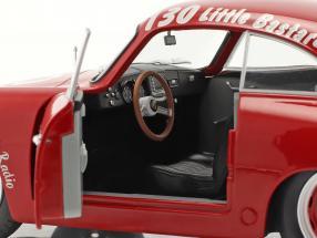 Porsche 356 Pre-A Coupe 1953 #130 James Dean Tribute red