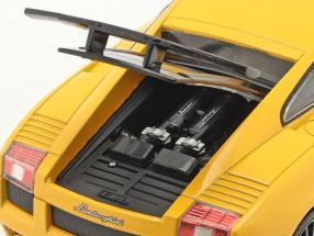 Lamborghini Gallardo Superleggera Fast & Furious 6 (2013) yellow  Jada Toys