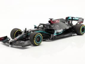 L. Hamilton Mercedes-AMG F1 W11 #44 Winner Styrian GP formula 1 World Champion 2020 1:18 Minichamps