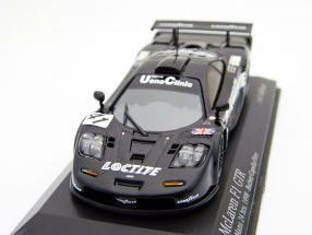 McLaren F1 GTR #41 24h LeMans 1998 Bscher, Capello, Pirro 1:43 Minichamps