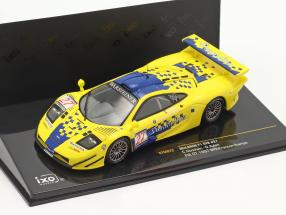 McLaren F1 GTR #27 6th FIA GT Championship Spa 1997 Goodwin, Ayles 1:43 Ixo