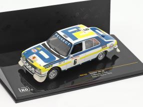 Peugeot 504 #6 Winner Rally du Maroc 1975 Mikkola, Todt 1:43 Ixo