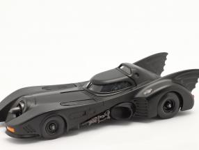 Batmobile Movie Batman (1989) mat black 1:24 Jada Toys