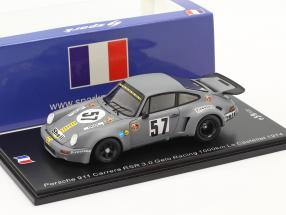Porsche 911 Carrera RSR #57 Winner GT class 1000km Le Castellet 1974 1:43 Spark