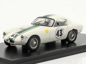 Lotus Elite #43 Winner GT1300 24h LeMans 1964 Hunt, Wagstaff 1:43 Spark