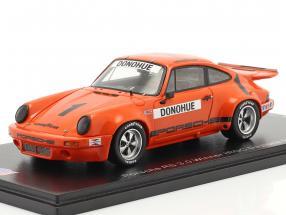 Porsche RS 3.0 #1 Winner IROC Daytona 1974 M. Donohue 1:43 Spark