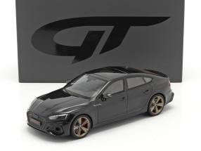 Audi RS5 (B9) Sportback year 2020 black 1:18 GT-SPIRIT