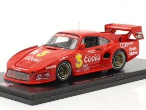 Porsche 935 M16 #3 Portland 100 Miles 1980 Jim Busby 1:43 Spark