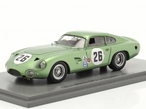 Aston Martin DP214 #26 2000 km Daytona 1964 Salvadori, Salmon 1:43 Spark