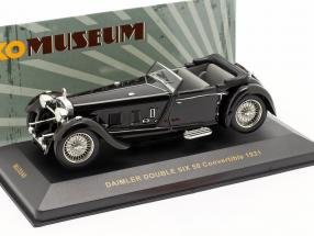 Daimler Double Six 50 Bj. 1931 black