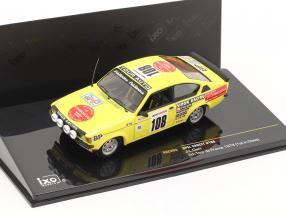 Opel Kadett #108 J.L. Clarr 4th trip de France 1979 1:43 Ixo