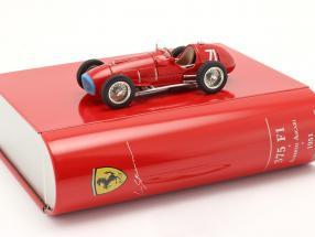 A. Ascari Ferrari 375 German GP Nürburgring Formula 1 1951 1:43 Ixo