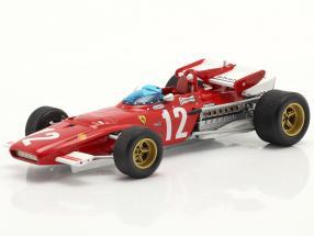 Jacky Ickx Ferrari 312B #12 Winner Austrian GP formula 1 1970 1:43 Ixo