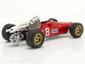 Chris Amon Ferrari 312 #8 GP Nürburgring Formula 1 1967