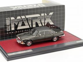 Daimler Double Six Vanden Plas Series I 1973 mink metallic 1:43 Matrix