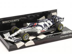 Daniil Kvyat Alpha Tauri AT01 #26 Italian GP formula 1 2020 1:43 Minichamps