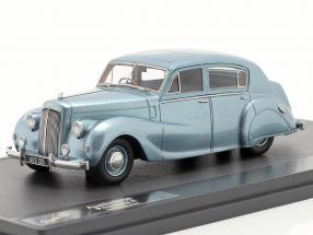 Austin A135 Princess II Year 1950 blue metallic 1:43 Matrix
