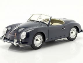 Porsche 356 America Roadster 1952 dark blue 1:18 Cult Scale