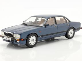 Jaguar XJR XJ40 year 1990 solent blue metallic 1:18 Cult Scale