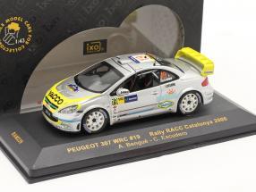 Peugeot 307 WRC #19 rally RACC Catalunya 2006 1:43 Ixo / 2nd choice
