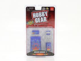 Dream Garage Set #1 1:24 Hobbygear