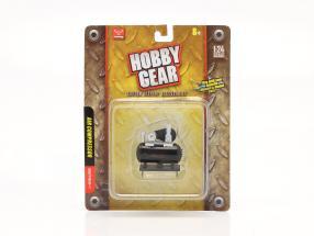 Air Compressor small 1:24 Hobbygear