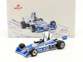 Jacques Laffite Ligier JS5 #26 4th Long Beach GP formula 1 1976