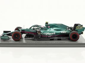Sebastian Vettel Aston Martin AMR21 #5 Bahrain GP formula 1 2021