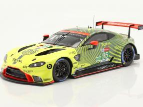 Aston Martin Vantage AMR #95 24h LeMans 2020 Aston Martin Racing 1:18 Spark