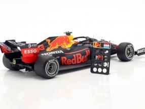 M.Verstappen Red Bull Racing RB16 #33 Winner 70th Anniversary GP 2020