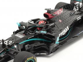 George Russell Mercedes-AMG F1 W11 #63 Sakhir GP formula 1 2020