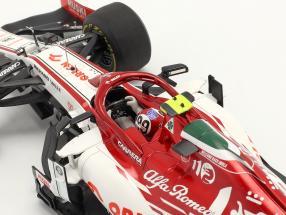 Antonio Giovinazzi Alfa Romeo Racing C39 #99 Turkey GP formula 1 2020