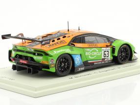 Lamborghini Huracan GT3 #63 24h Spa 2019 Grasser Racing Team