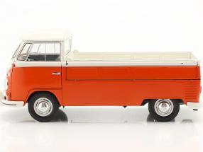 Volkswagen VW T1 Pick-Up 1950 orange / white