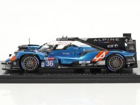 Alpine A470 #36 8th 24h LeMans 2020 Signatech Alpine Elf