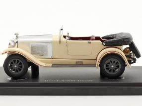 Horch 8/400 Tourer year 1930 ivory / silver