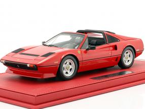 Ferrari 208 GTS Turbo year 1983 corsa red 1:18 BBR
