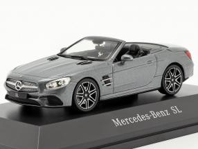 Mercedes-Benz SL MOPF R231 selenite gray 1:43 Spark