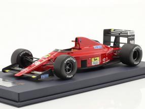 Gerhard Berger Ferrari 640 #28 Winner Portugal GP formula 1 1989 1:18 LookSmart