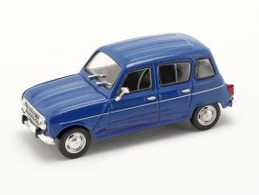 Renault 4 (R4) year 1961 blue 1:43 Norev