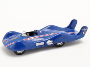 Renault Etoile Filante Speed Record Car 1956 blue 1:43 Norev