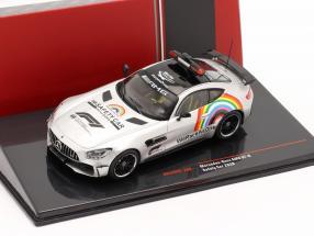 Mercedes-Benz AMG GT-R Safety Car formula 1 2020 1:43 Ixo