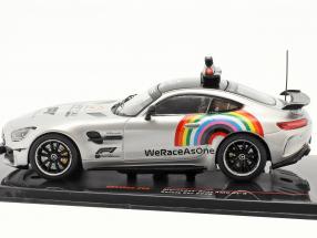 Mercedes-Benz AMG GT-R Safety Car formula 1 2020