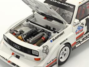 Audi Sport quattro S1 E2 #1 Winner Pikes Peak 1987 Walter Röhrl