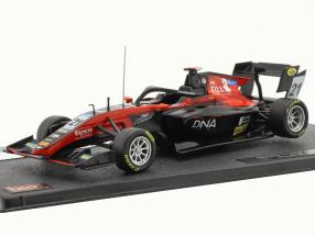 Richard Verschoor Dallara F3 MP Motorsport #21 Winner Macau GP F3 2019 1:43 Ixo