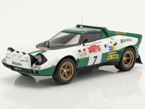 Lancia Stratos HF #7 Rally San Remo 1975 Pinto, Bernacchini
