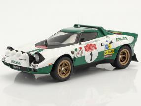 Lancia Stratos HF #1 Rally San Remo 1975 Munari, Mannucci 1:18 Ixo