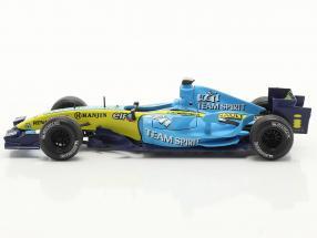 Fernando Alonso Renault R26 #1 formula 1 World Champion 2006 1:43 Norev