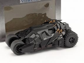Tumbler Batmobile Movie The Dark Knight (2008) black 1:43 Jada Toys